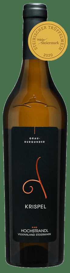 GRAUBURGUNDER RIED HOCHSTRANDL 2018